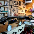 schecter-blackjack-on-jig-during-setup-www-guitarlodge-co_-uk_