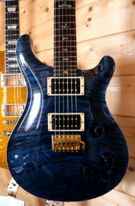 PRS guitar setup & ready for customer