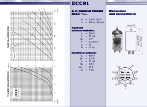 JJ ECC81 valve