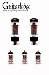 Marshall JTM45/2245 valve kit