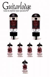 Fender Pro Reverb valve kit