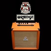 Orange AD15 Combo valve set