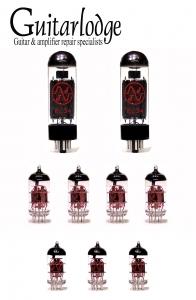 Orange Rockerverb 50 MKII valve kit
