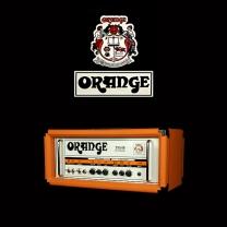 Orange TH100 valve set