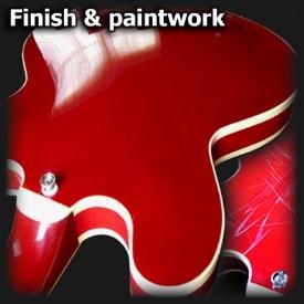 Finish & paintwork