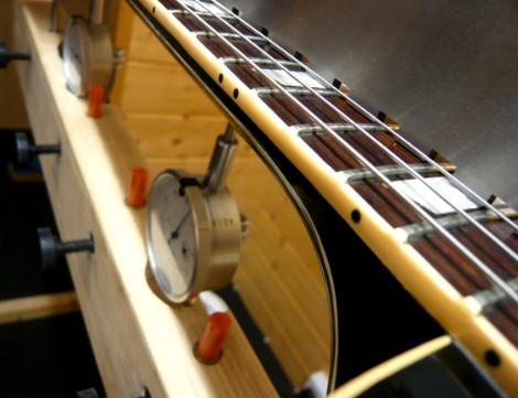 Les Paul setup: