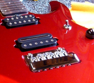 Pickups, electronic repairs & modifications: JP6 during professional setup work