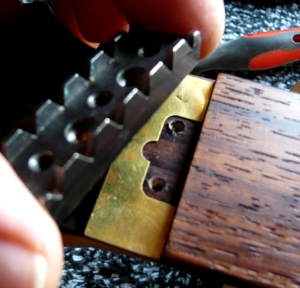 Floyd Rose locknut removal