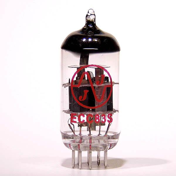 JJ ECC83S valve