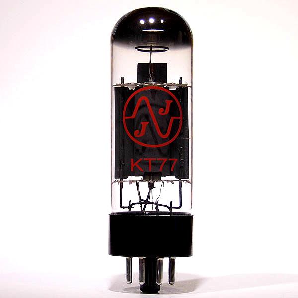 JJ KT77 valve