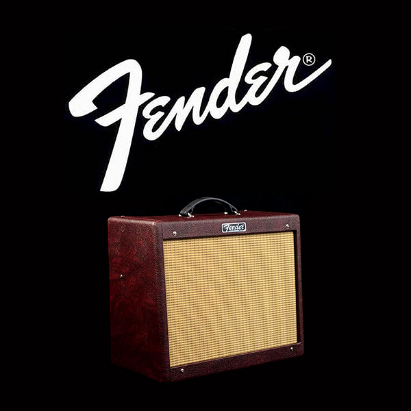 Fender Blues Junior valve kit