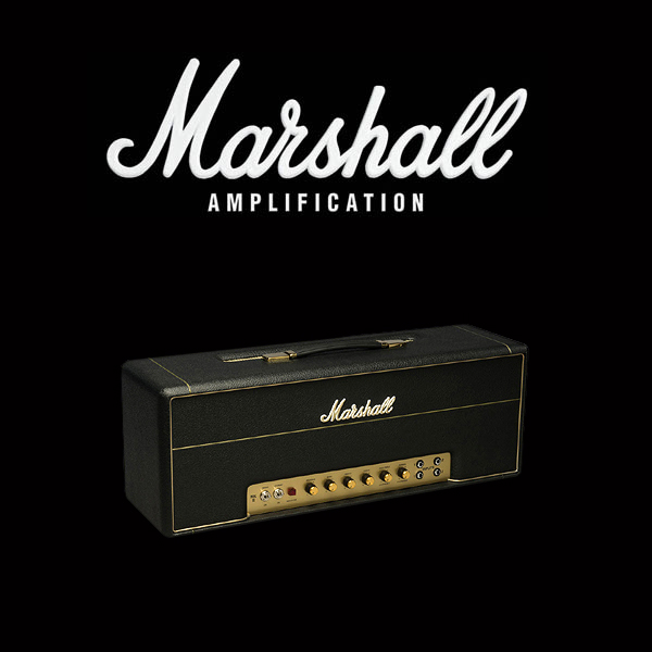 Marshall 1959SLP valve kit