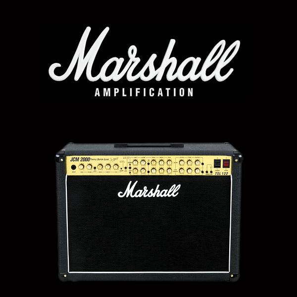 Marshall JCM2000 TSL122 valve kit