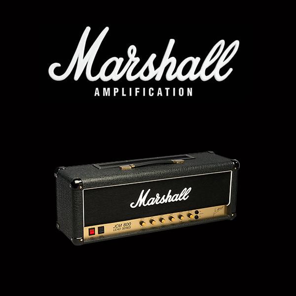 Marshall JCM800 2203 valve kit