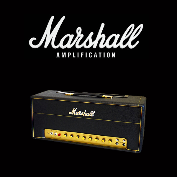 Marshall JTM45 2245 THW Handwired valve set