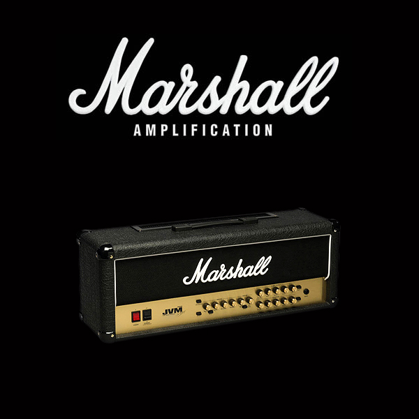 Marshall JVM205 valve kit
