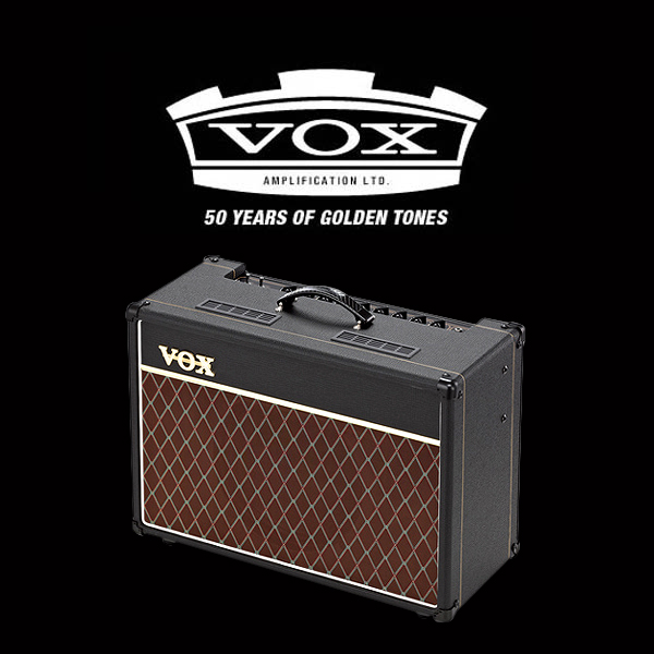 Vox AC15 C1 C1X valve kit