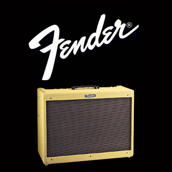 Fender Blues Deluxe valve kit