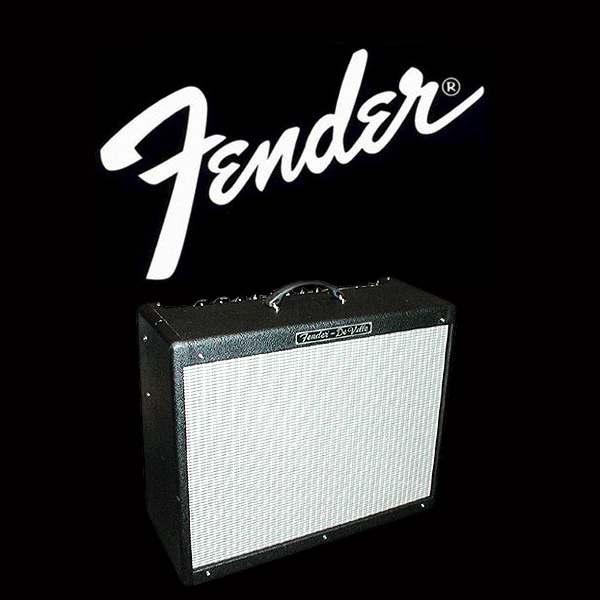 Fender Hot Rod Deville valve kit