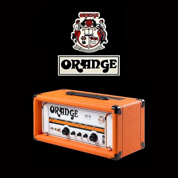 Orange AD50 Head valve set