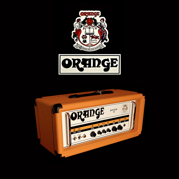 Orange Rocker 30 valve set