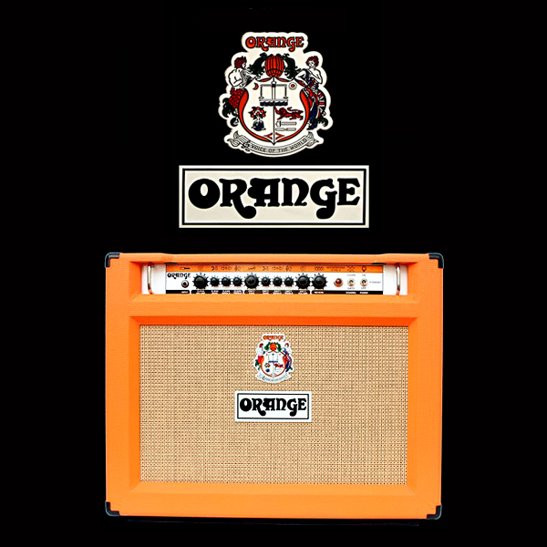 Orange Rockerverb 50MKII Combo valve kit