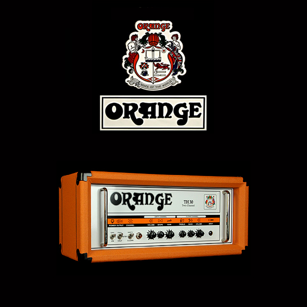 Orange TH30 Head valve set