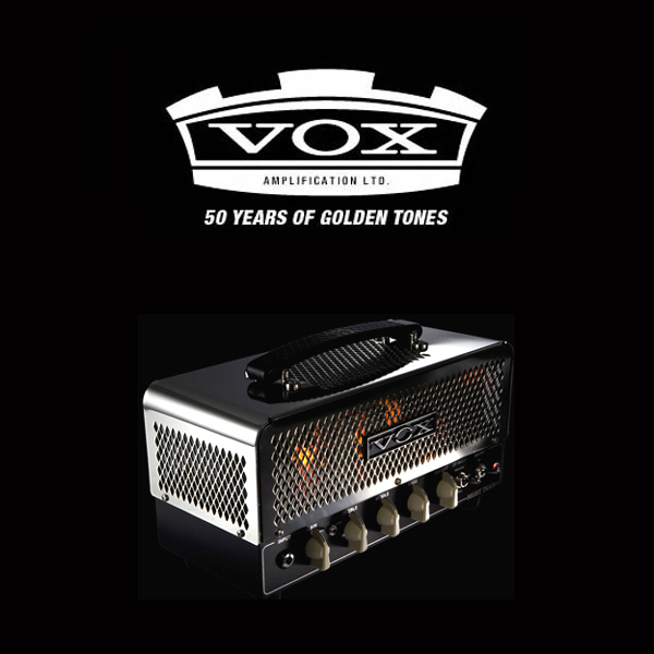 Vox NightTrain NT15H valve kit