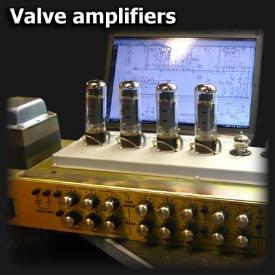 valve amplifier repairs