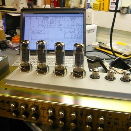 Marshall TSL100 repair: