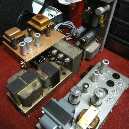Valve amps: