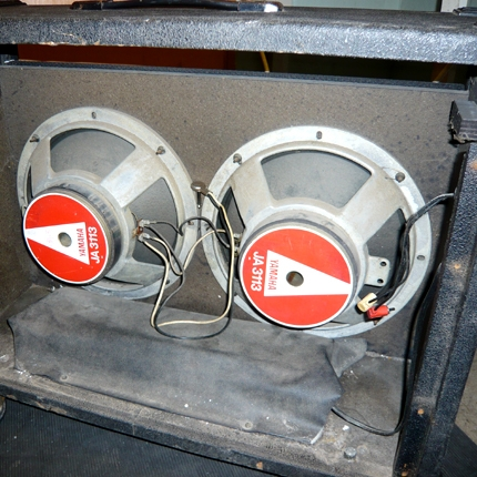 Yamaha combo restoration: