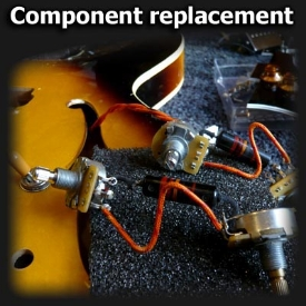 Component replacement